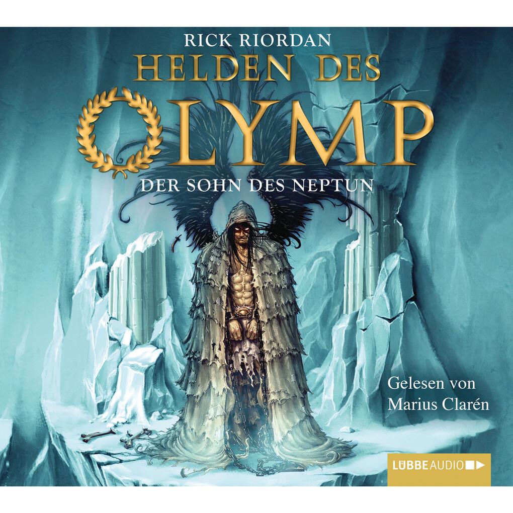 Helden des Olymp 02. Der Sohn des Neptun als Hörbuch Download