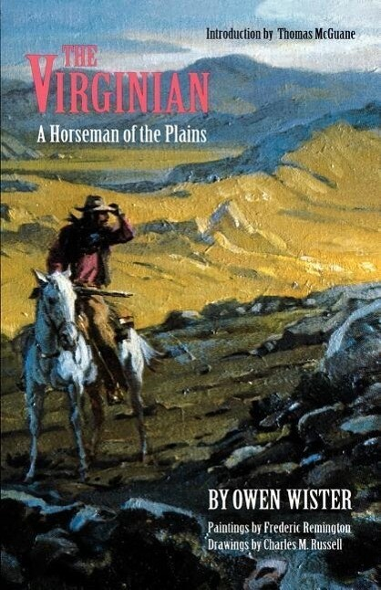 The Virginian als Taschenbuch