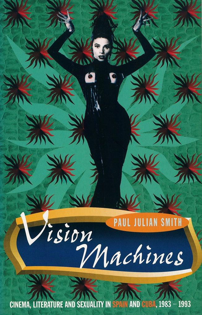 Vision Machines: Cinema, Literature and Sexuality in Spain and Cuba, 1983-1993 als Taschenbuch