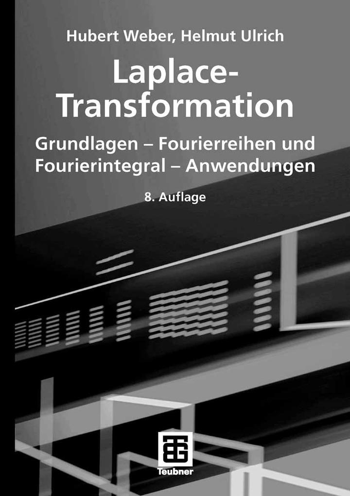 Laplace-Transformation als eBook pdf