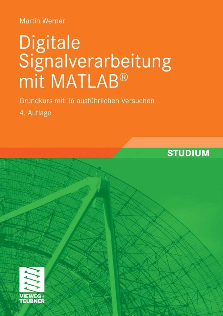 Digitale Signalverarbeitung mit MATLAB® als eBook pdf