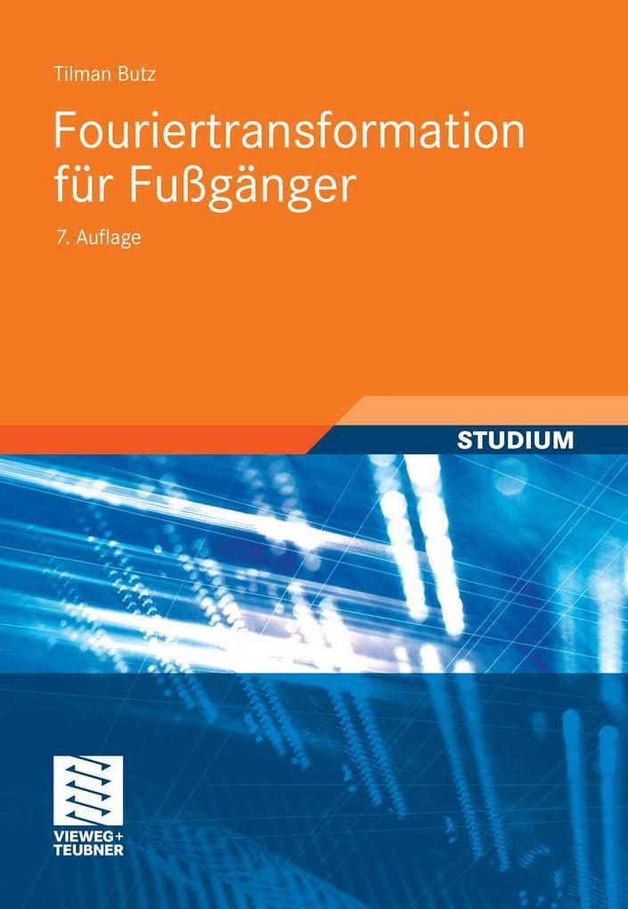 Fouriertransformation für Fußgänger als eBook pdf