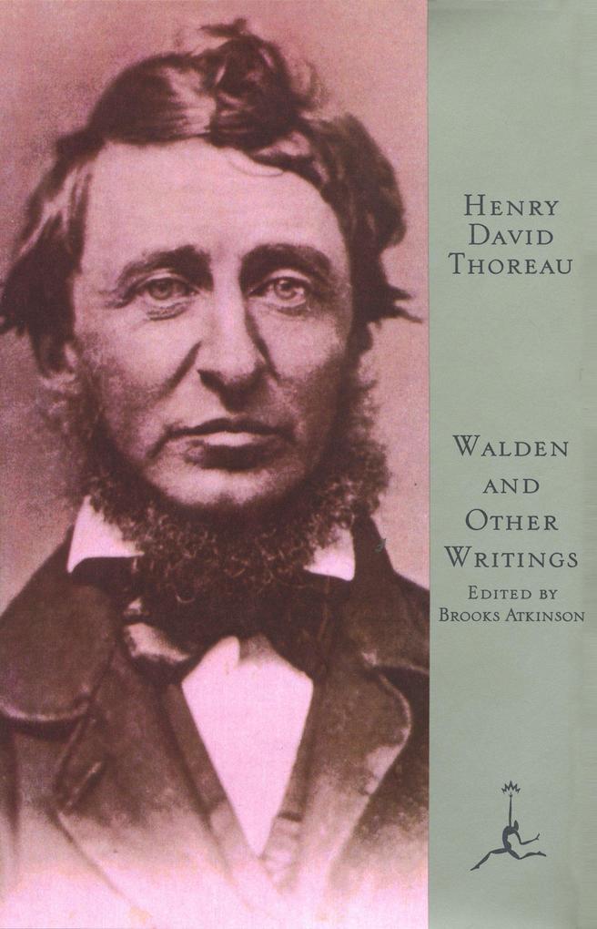 Walden and Other Writings als Buch (gebunden)
