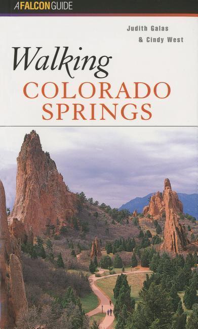 Walking Colorado Springs als Taschenbuch
