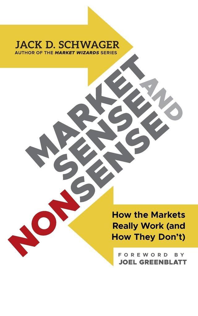 Market Sense and Nonsense als Buch (gebunden)