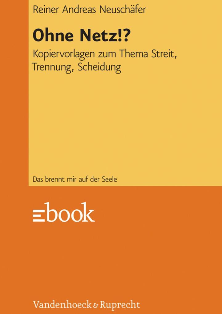 Ohne Netz!? als eBook pdf