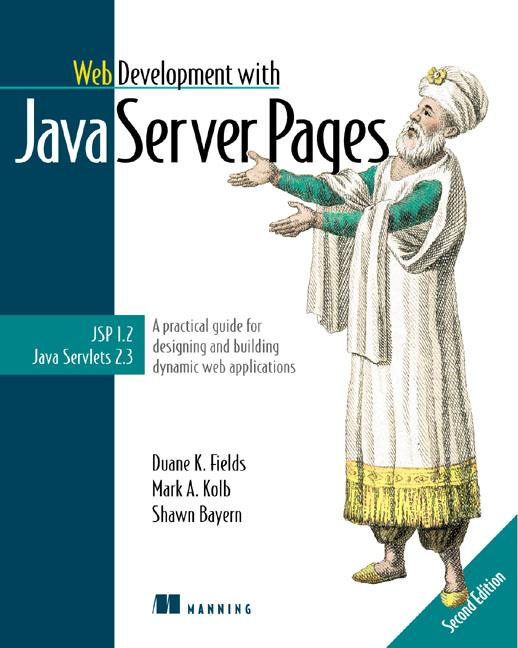 Web Development with JavaServer Pages, 2nd Edition als Buch (kartoniert)