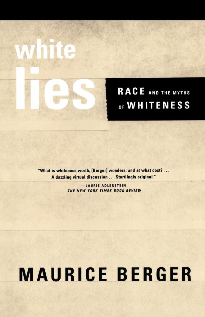 White Lies als Buch (kartoniert)