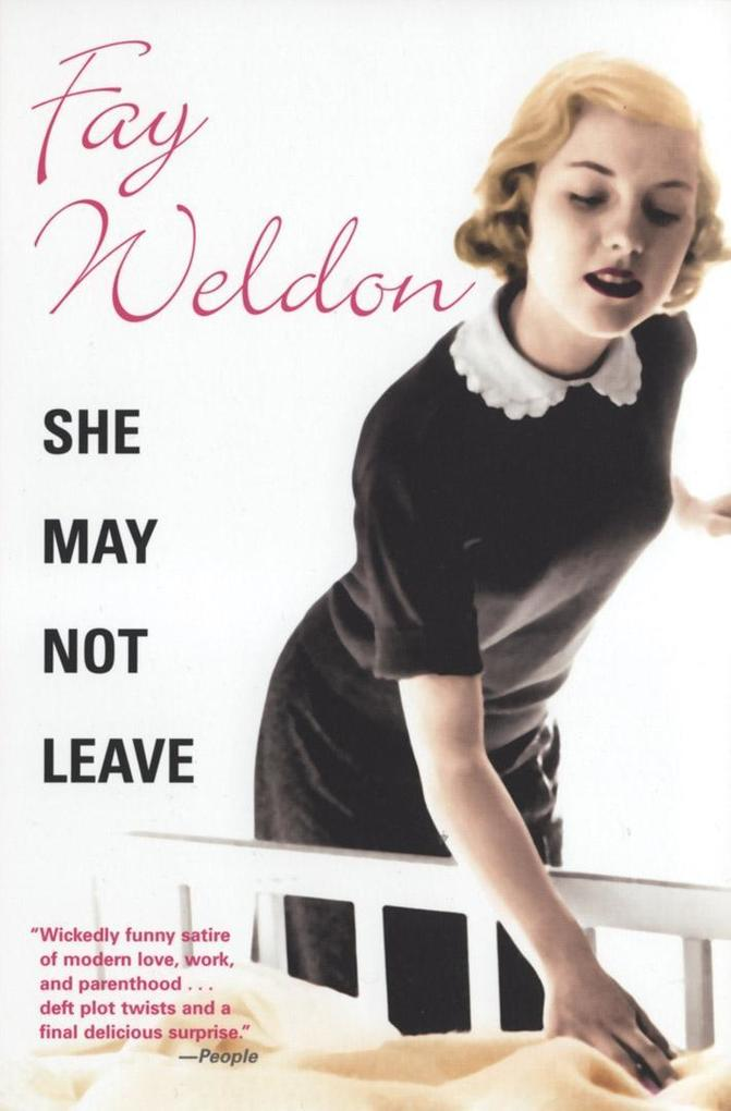 She May Not Leave als eBook epub