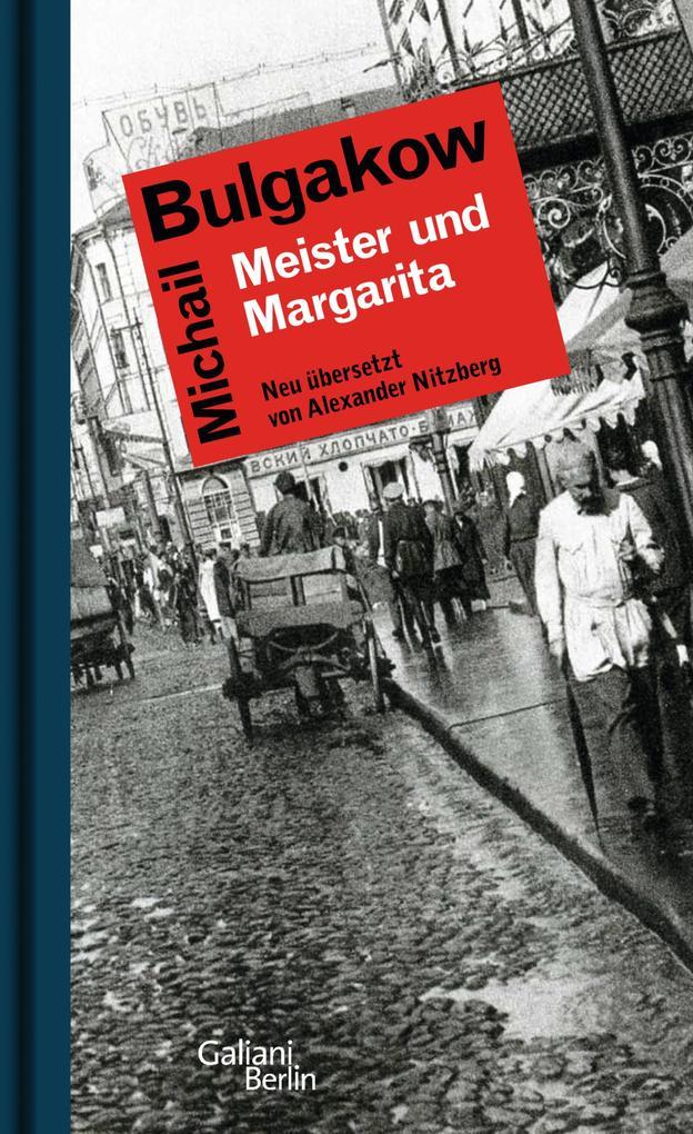Meister und Margarita als eBook epub