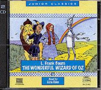 The Wonderful Wizard of Oz als Hörbuch CD