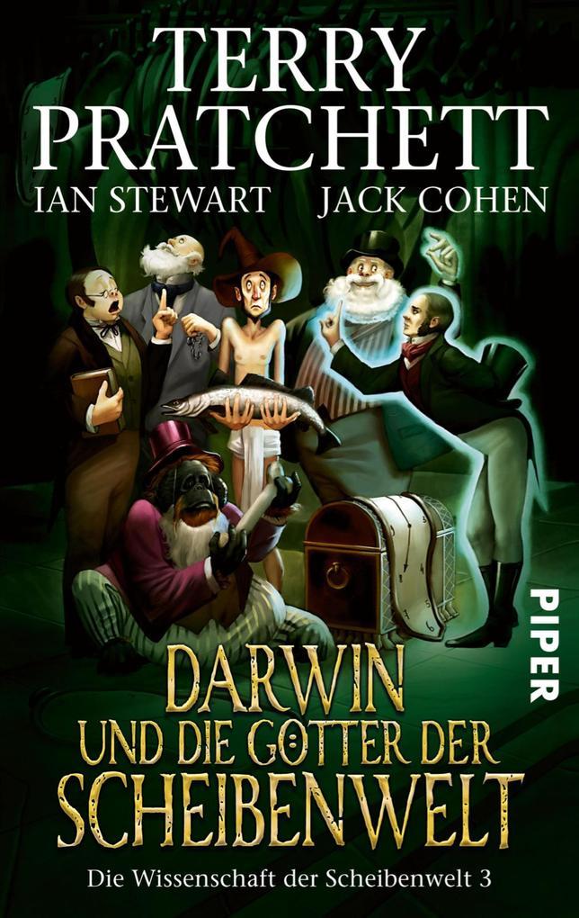 Darwin und die Götter der Scheibenwelt als eBook epub