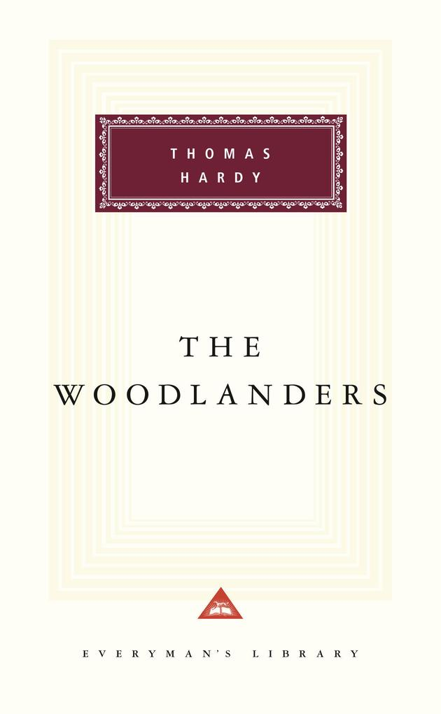 The Woodlanders als Buch