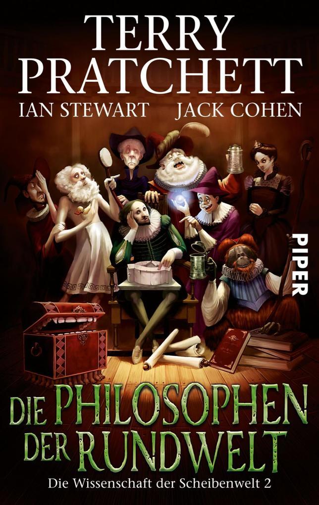 Die Philosophen der Rundwelt als eBook epub