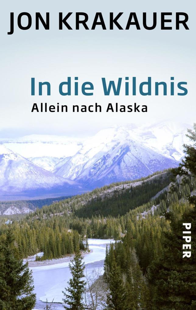 In die Wildnis als eBook