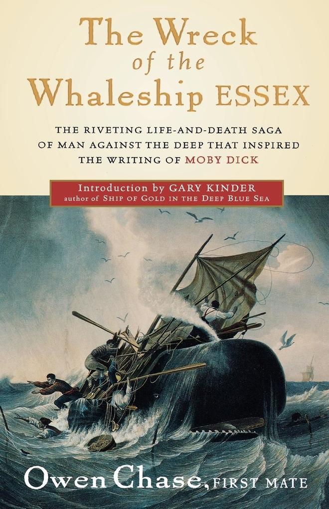 The Wreck of the Whaleship Essex als Taschenbuch