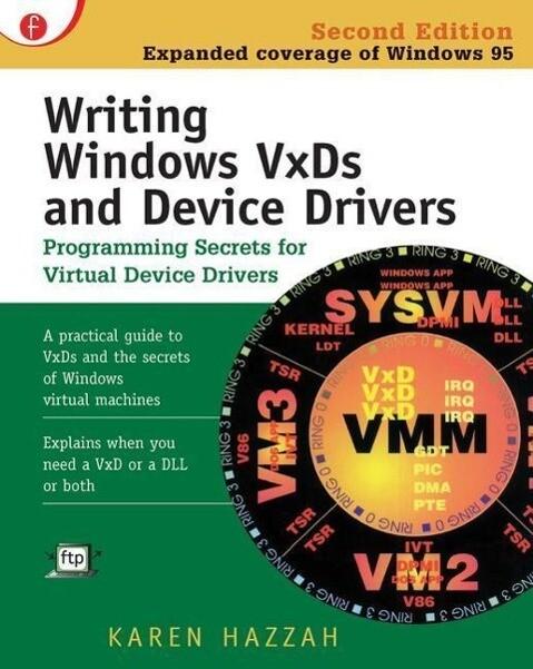 Writing Windows VxDs and Device Drivers als Taschenbuch
