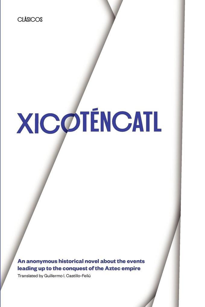 Xicotencatl als Taschenbuch