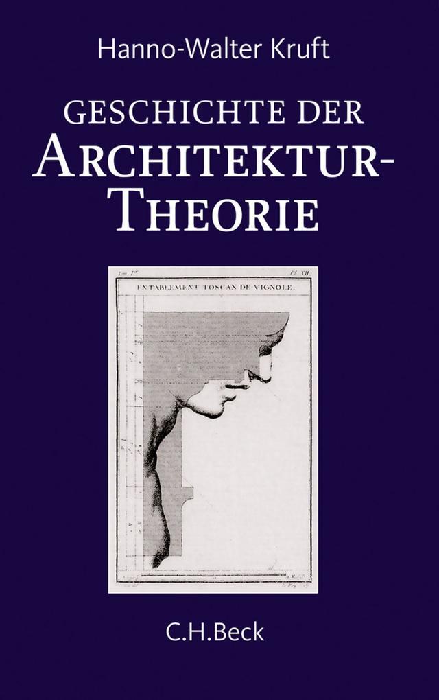 Geschichte der Architekturtheorie als Buch (kartoniert)