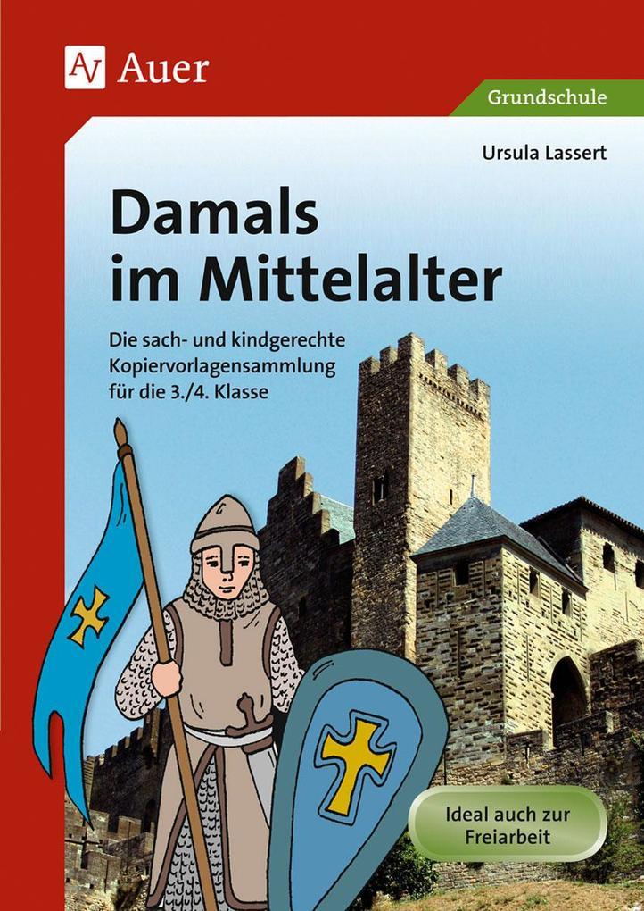 Damals im Mittelalter als Buch (geheftet)