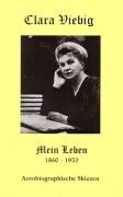 Clara Viebig - Mein Leben als Buch (kartoniert)
