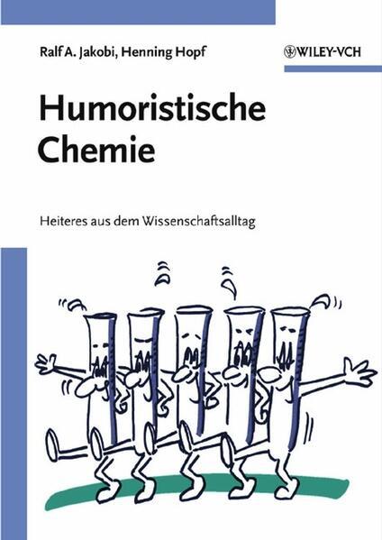 Humoristische Chemie als Buch (kartoniert)