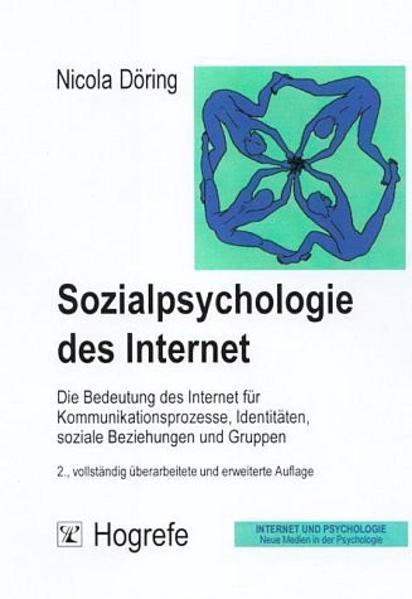Sozialpsychologie des Internet als Buch (kartoniert)