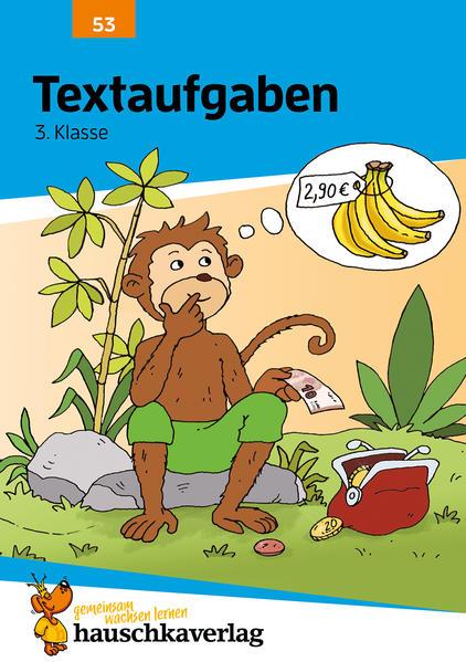 Textaufgaben 3. Klasse als Buch (kartoniert)