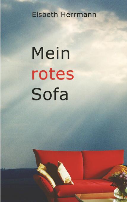 Mein rotes Sofa als Buch (kartoniert)