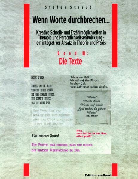 Wenn Worte durchbrechen... Kreative Schreib- und Erzählmöglichkeiten in Therapie und Persönlichkeitsentwicklung - ein integrativer Ansatz in Theorie und Praxis am Beispiel der Arbeit mit jugendlichen Gefangenen als Buch (kartoniert)