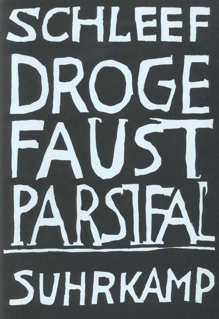 Droge Faust Parsifal als Buch (kartoniert)