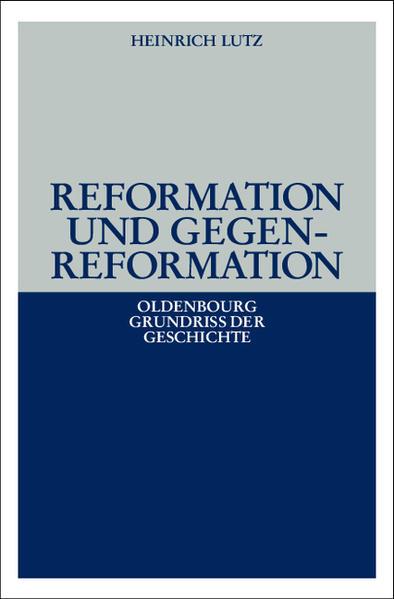 Reformation und Gegenreformation als Buch (kartoniert)