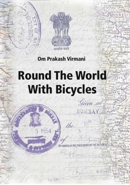Round the World with Bicycles als Buch (gebunden)