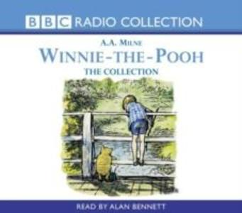 Winnie The Pooh - The Collection als Hörbuch CD