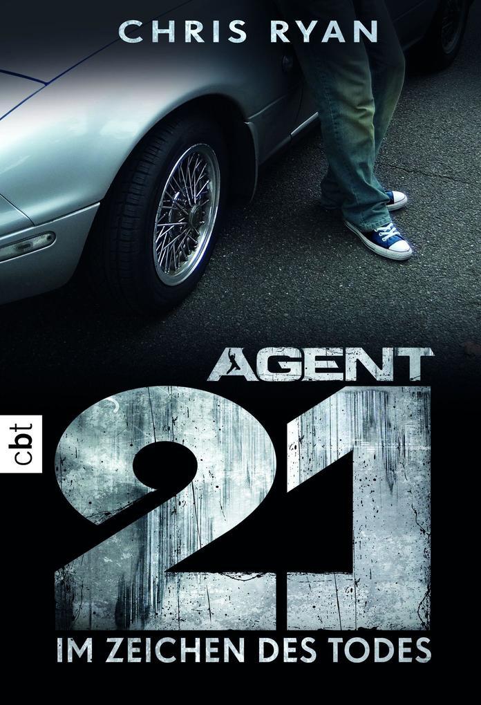 Agent 21 - Im Zeichen des Todes als eBook