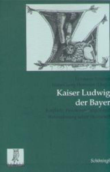 Kaiser Ludwig der Bayer als Buch (kartoniert)
