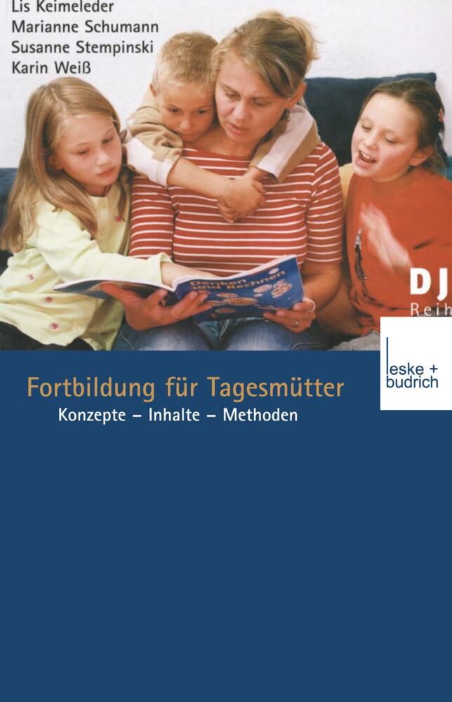 Fortbildung für Tagesmütter als Buch (kartoniert)