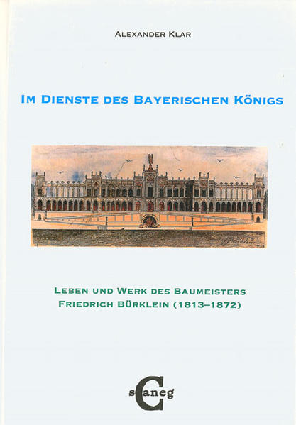 Der Architekt Friedrich Bürklein als Buch (gebunden)