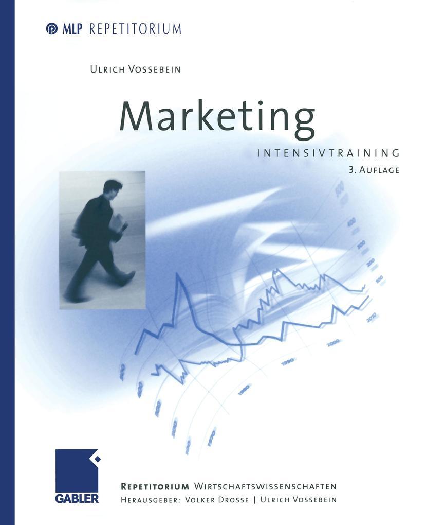 Marketing Intensivtraining als Buch (kartoniert)