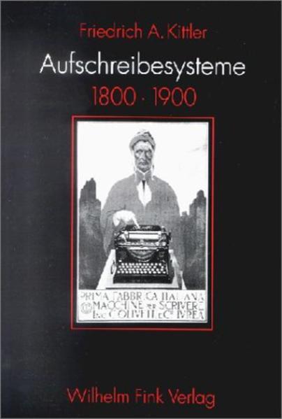 Aufschreibesysteme 1800/1900 als Buch (kartoniert)