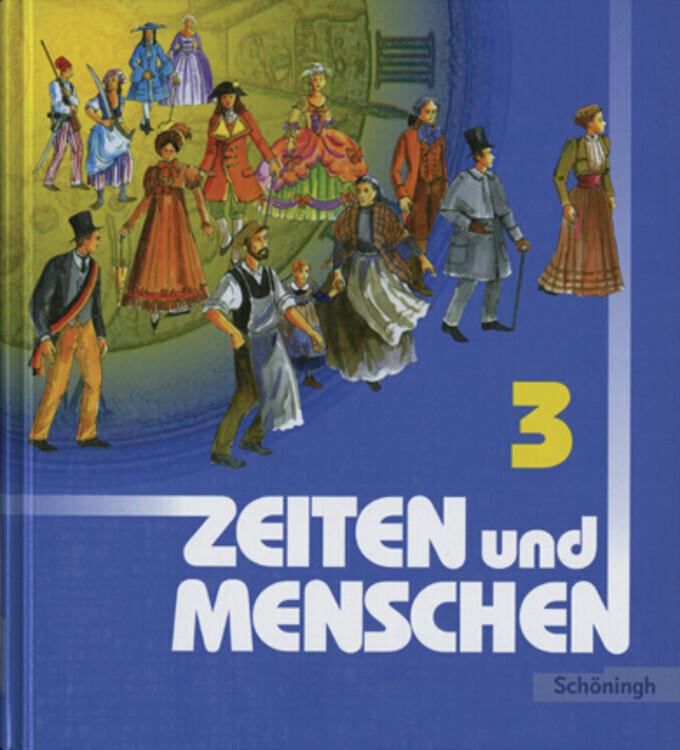 Zeiten und Menschen 3 als Buch (gebunden)