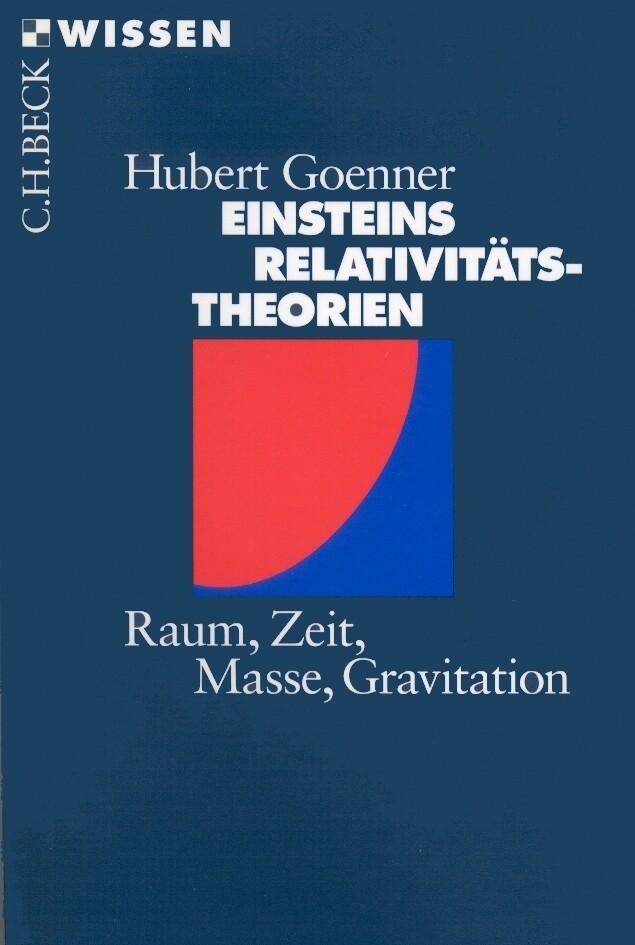 Einsteins Relativitätstheorien als Taschenbuch