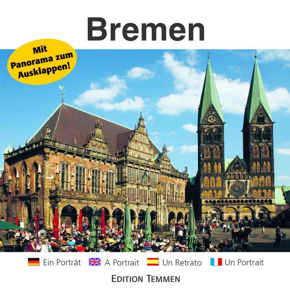 Bremen als Buch (gebunden)