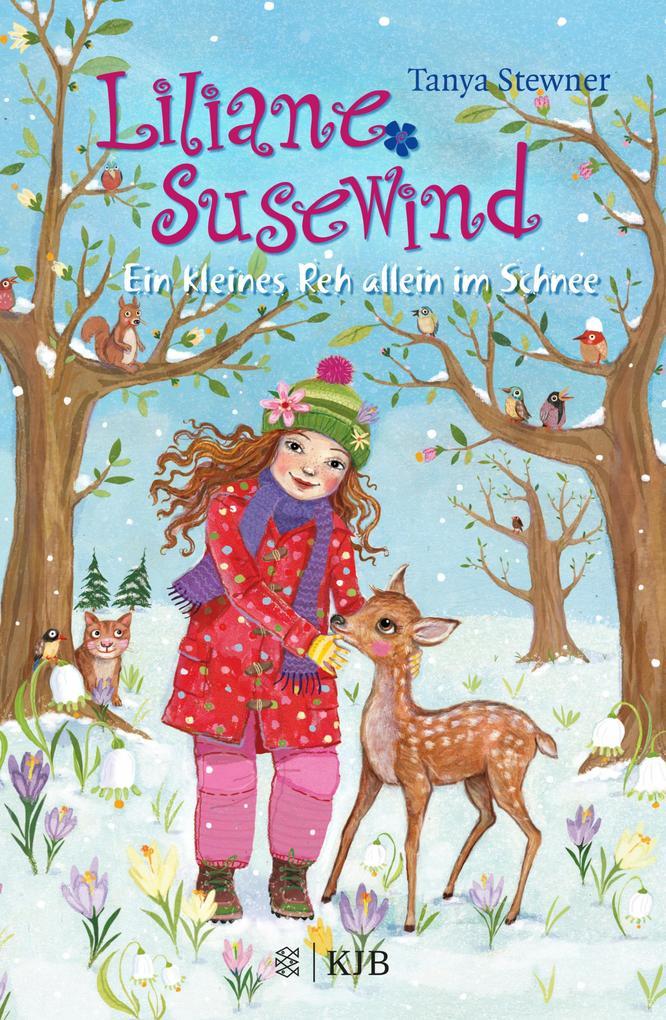Liliane Susewind - Ein kleines Reh allein im Schnee als eBook