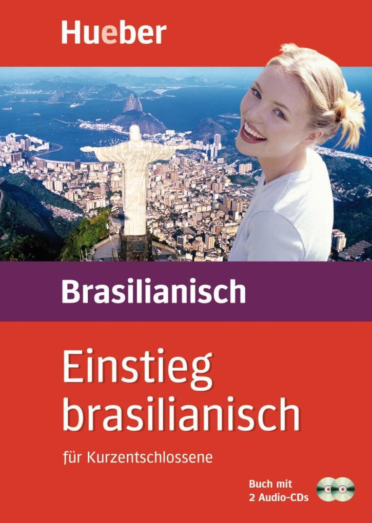 Einstieg brasilianisch. Paket: Buch + 2 Audio-CDs als Blätter und Karten
