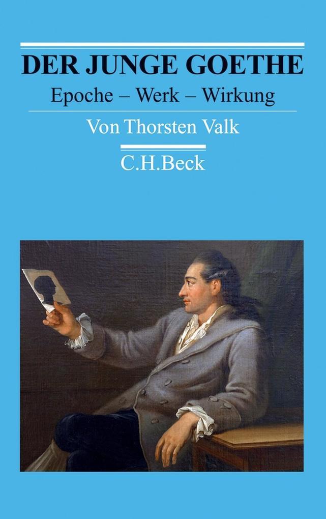 Der junge Goethe als eBook epub