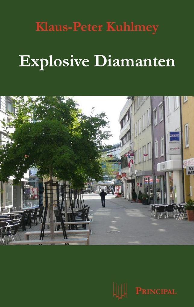 Explosive Diamanten als eBook