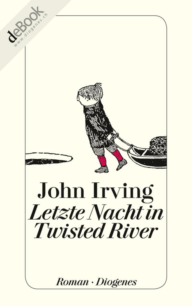 Letzte Nacht in Twisted River als eBook epub