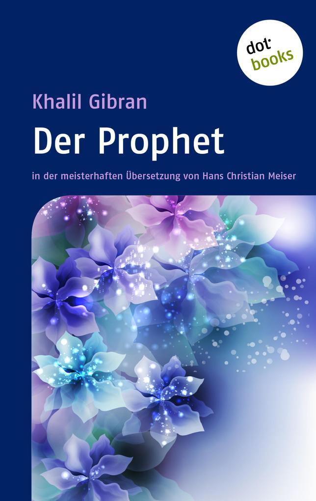 Der Prophet als eBook epub