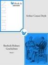 Sherlock-Holmes-Geschichten. Band 2